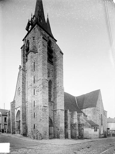 Eglise Ensemble sud-ouest, Heuzé, Henri (photographe),