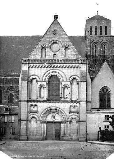 Cathédrale de la Trinité Transept sud, Mieusement, Médéric (photographe),