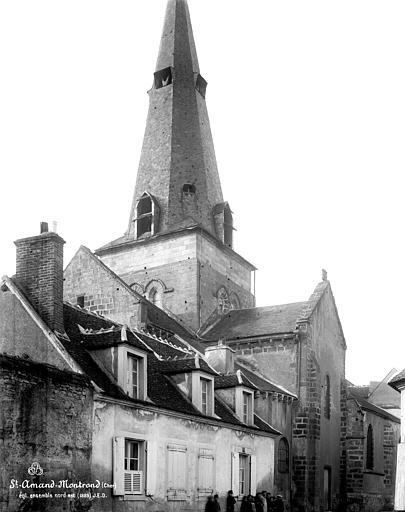 Eglise Ensemble nord-est, Durand, Eugène (photographe),