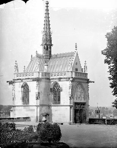 Château Chapelle : Ensemble nord-ouest, Mieusement, Médéric (photographe),