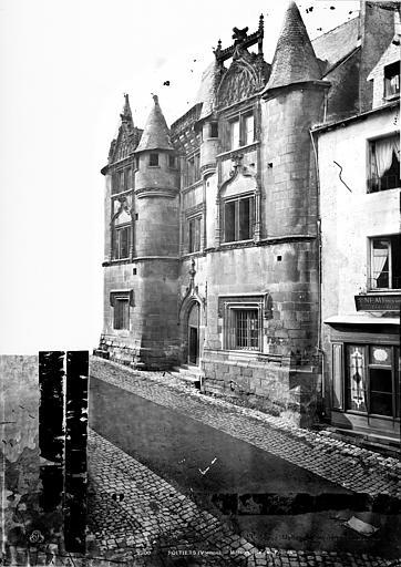 Hôtel Fumey ; Prévôté (ancienne) ; Maison dite des Frères Façade sur rue, Mieusement, Médéric (photographe),