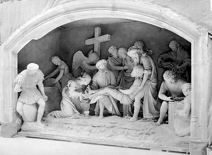 , Neurdein Frères (photographes), 75 ; Paris 16 ; Palais de Chaillot (Trocadéro) ; Musée de Sculpture comparée, musée des Monuments français