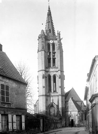 Eglise Ensemble ouest, Durand, Eugène (photographe),