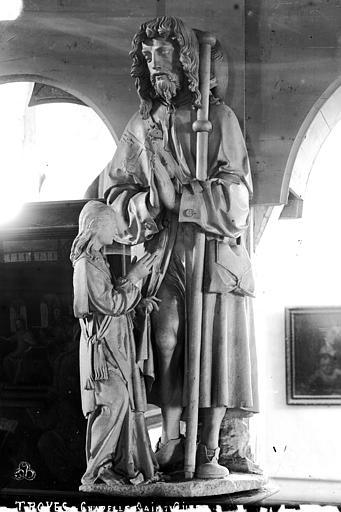 Chapelle Saint-Gilles , Robert, Paul (photographe),