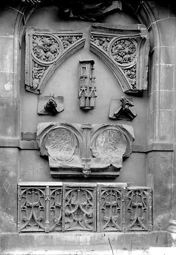 Ecole des Beaux-Arts , Enlart, Camille (historien),
