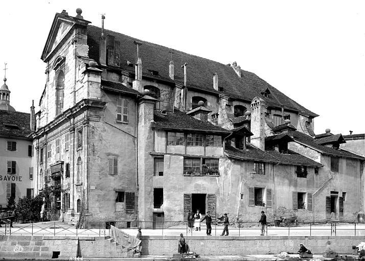 Couvent de la Grande-Visitation (Eglise) Ensemble, Mieusement, Médéric (photographe),
