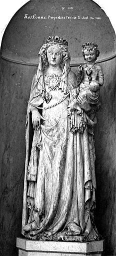 Cathédrale Saint-Just (ancienne) , Mieusement, Médéric (photographe),