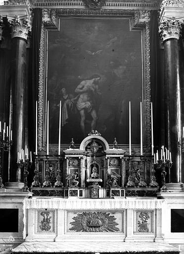 Eglise Saint-Jean Autel, Robert, Paul (photographe),