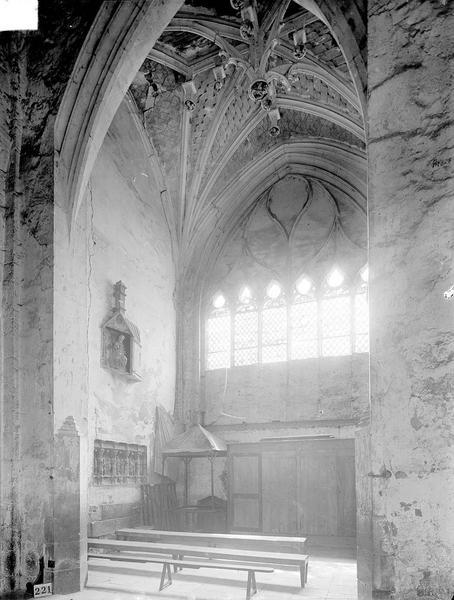 Eglise Chapelle sud, Heuzé, Henri (photographe),