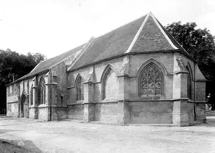 Chapelle Saint-Georges ; Château Chapelle Saint-Georges, Durand, Eugène (photographe),