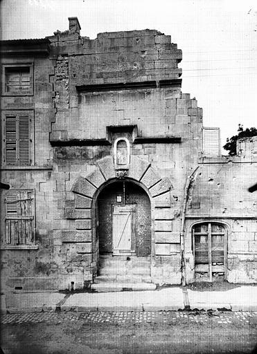 Hôtel dit de Princerie Portail, Service photographique,