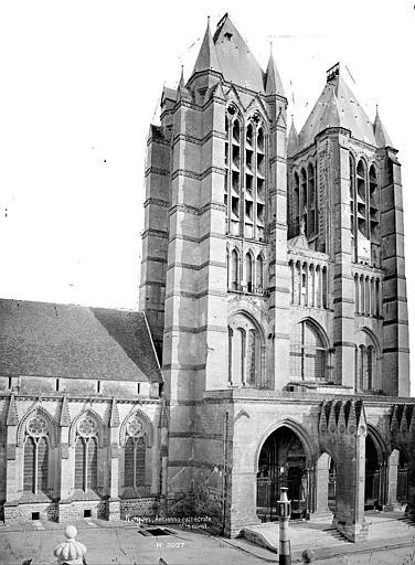 Cathédrale (ancienne) Ensemble ouest, Mieusement, Médéric (photographe),