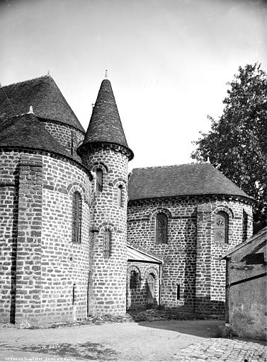 Eglise Notre-Dame Abside, Robert, Paul (photographe),