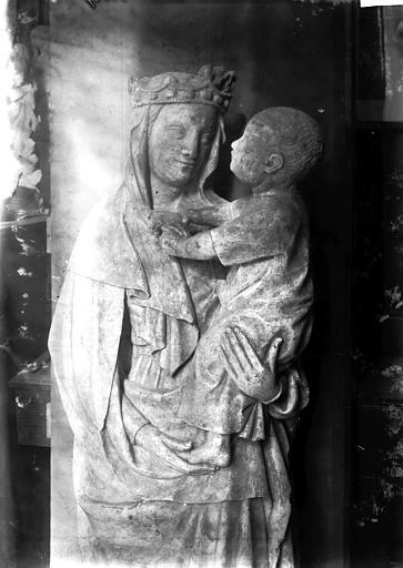 Eglise Notre-Dame-du-Marthuret , Enlart, Camille (historien), 75 ; Paris 16 ; Palais de Chaillot (Trocadéro) ; Musée de Sculpture comparée, musée des Monuments français
