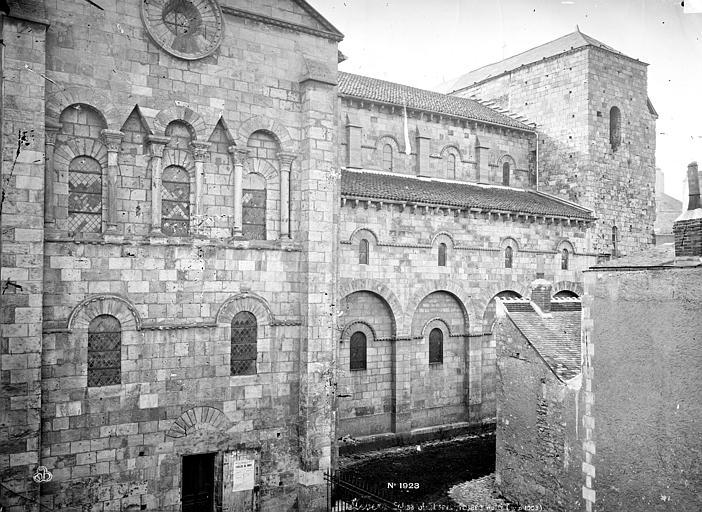 Eglise Saint-Etienne Façade nord, Mieusement, Médéric (photographe),