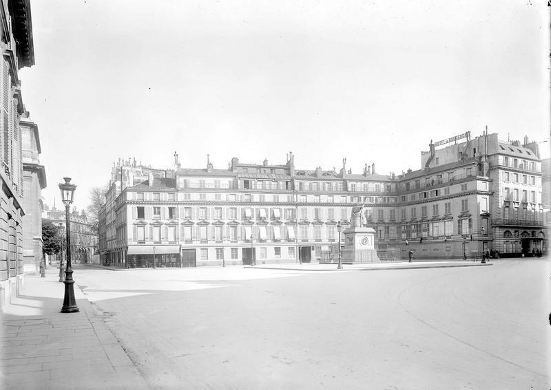 Vue d'ensemble ouest, Durand, Eugène (photographe),