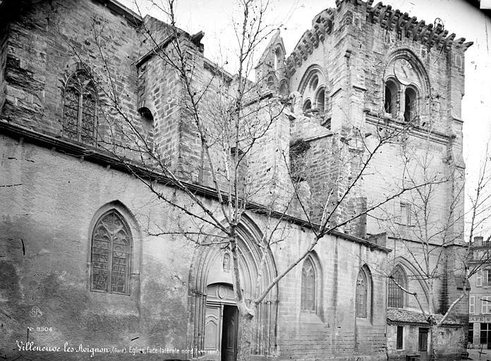 Eglise Notre-Dame et son cloître Façade nord, Mieusement, Médéric (photographe),