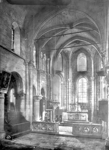Eglise Saint-Julien-le-Pauvre Nef, Godefroy,