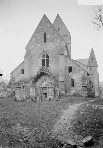 Eglise Ensemble ouest, Service photographique,