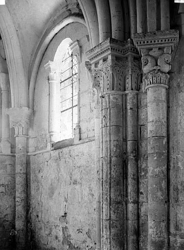 Eglise de Noël-Saint-Martin (ancienne) Choeur et fenêtre sud, Durand, Eugène (photographe),