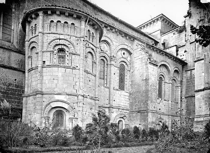 Eglise Saint-Eutrope Façade nord, Mieusement, Médéric (photographe),