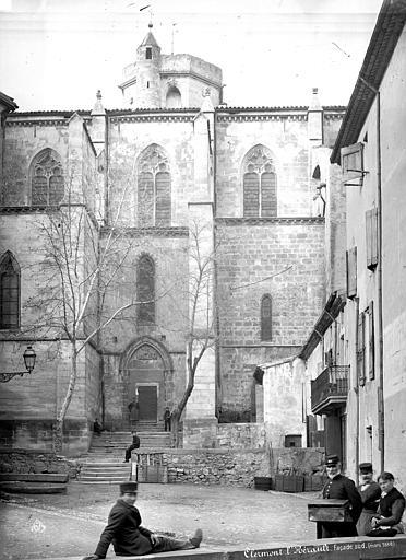 Eglise Saint-Paul Façade sud, Mieusement, Médéric (photographe),