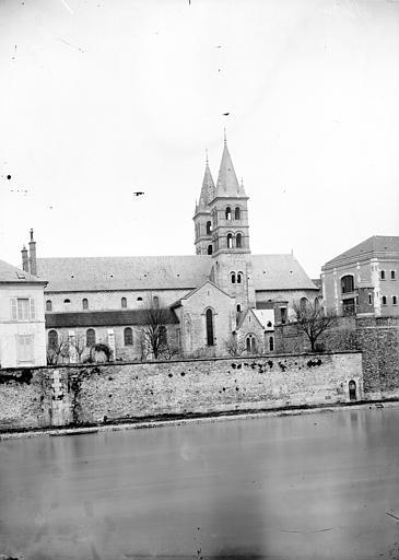 Eglise Notre-Dame Ensemble sud, Enlart, Camille (historien),