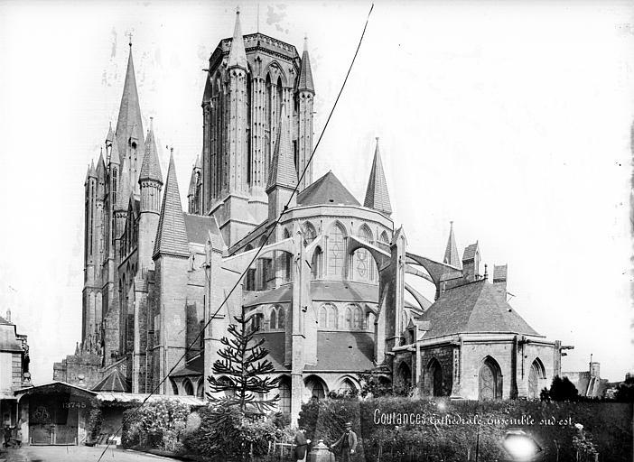 Cathédrale Notre-Dame Ensemble sud-est, Mieusement, Médéric (photographe),