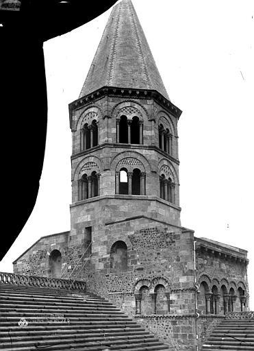 Eglise Notre-Dame-du-Port Clocher, Durand, Eugène (photographe),