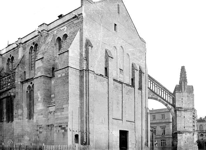 Cathédrale Saint-André Façade ouest en perspective, Mieusement, Médéric (photographe),