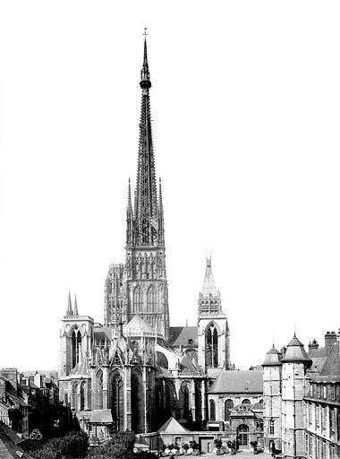 Cathédrale Notre-Dame Ensemble est, Mieusement, Médéric (photographe),