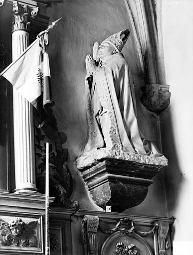 Eglise Saint-Hippolyte , Gossin (photographe),