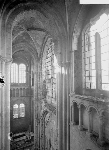 Eglise Notre-Dame (ancienne cathédrale) Bas-côté nord, Service photographique,