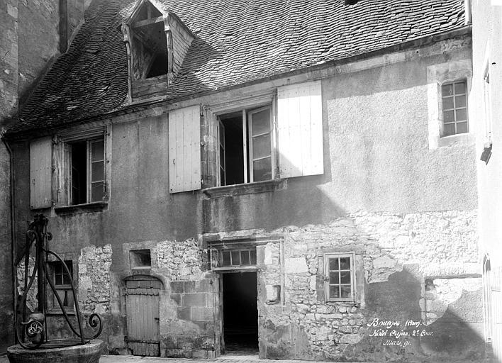 Hôtel Cujas Deuxième cour, Durand, Eugène (photographe),