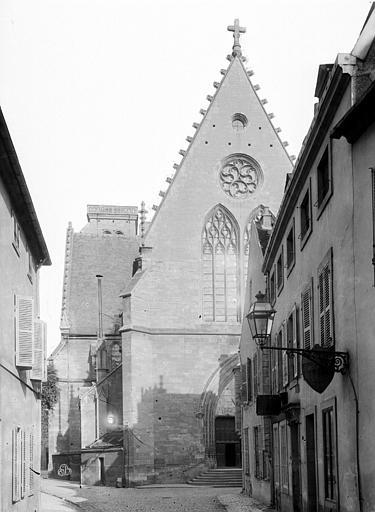 Eglise Saint-Jean Ensemble ouest, Durand, Eugène (photographe),