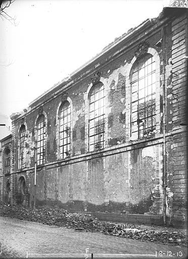 Congrégation Façade, Verneau, G.,