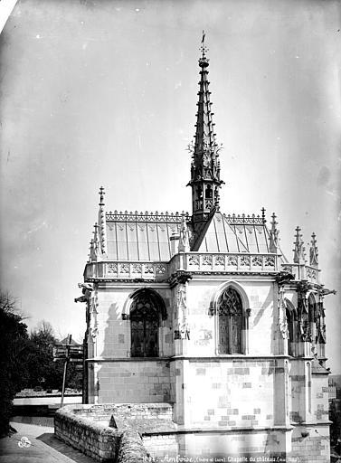 Château Chapelle Saint-Hubert : vue d'ensemble, Mieusement, Médéric (photographe),