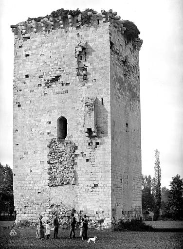 Tour de Veyrines Ensemble sud-ouest, Mieusement, Médéric (photographe),