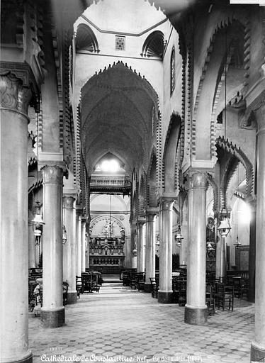 Cathédrale Saint-Jean Abside, Mieusement, Médéric (photographe),