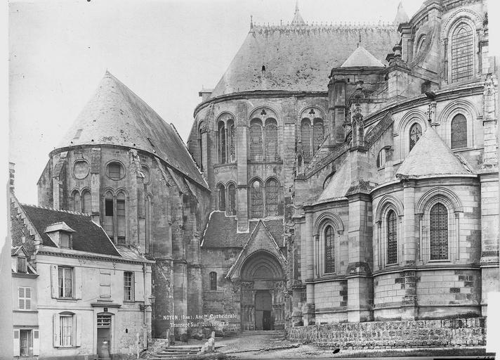 Eglise Notre-Dame/Cathédrale (ancienne) Transept au sud, Durand, Eugène (photographe),