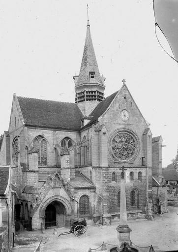 Eglise Ensemble sud, Durand, Eugène (photographe),
