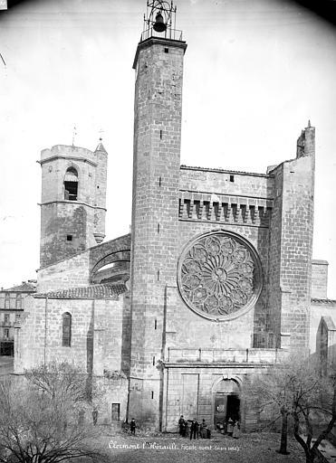 Eglise Saint-Paul Façade ouest, Mieusement, Médéric (photographe),