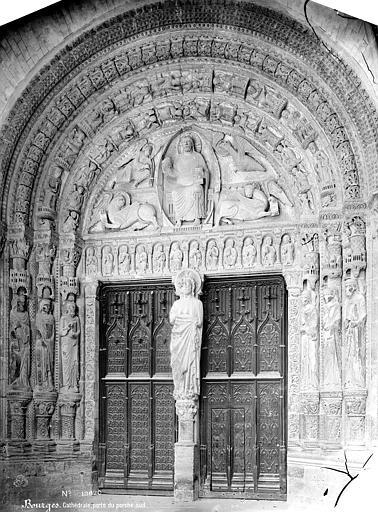 Cathédrale Saint-Etienne Portail de la façade sud, Mieusement, Médéric (photographe),