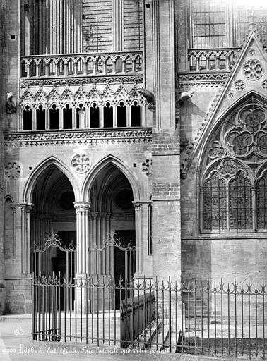Cathédrale Notre-Dame Petit porche de la façade sud, Mieusement, Médéric (photographe),