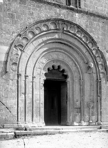 Eglise Saint-Maurice Portail de la façade ouest, Mieusement, Médéric (photographe),