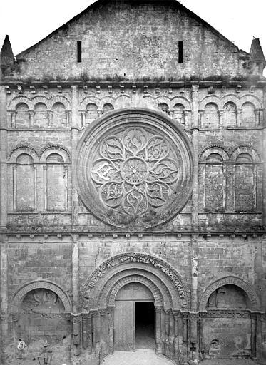 Eglise Saint-Léger Façade ouest, Mieusement, Médéric (photographe),