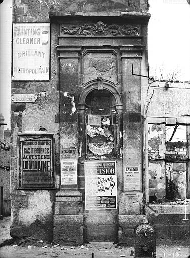 Maison Niche, Verneau, G.,