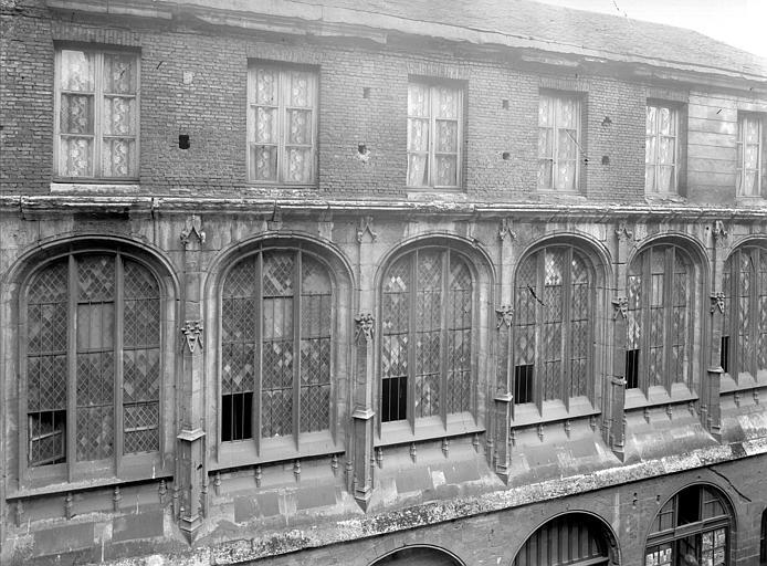 Cathédrale ; Passage des Libraires Façade, Durand, Jean-Eugène (photographe),