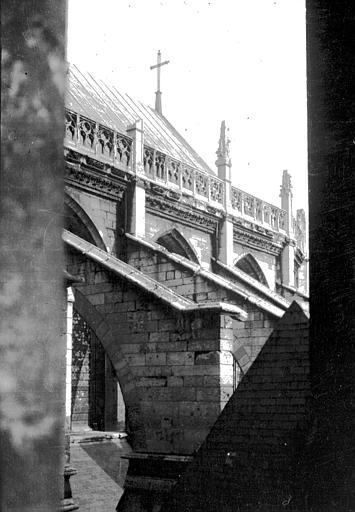 Cathédrale Vue, Chaine, Henri (architecte),
