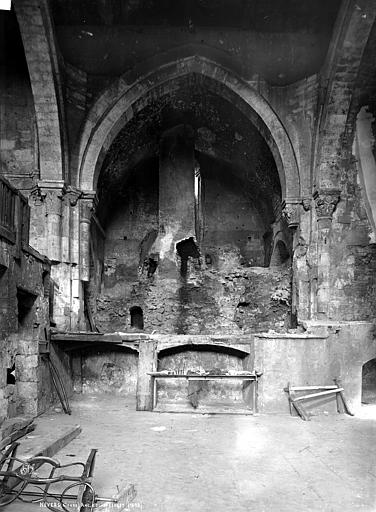Abbaye Notre-Dame (ancienne) Côté sud, Robert, Paul (photographe),